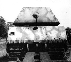 Немецкий сверхтяжёлый танк «Мышь» (Panzerkampfwagen VIII Maus)