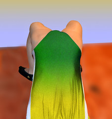 Pi cvien 5 (mermanpetleotard) Tags: spandex lycra leotard maillot dres trikot gymnastikanzug leotardo justaucorps gymnastikanzge gymnastick