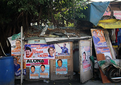 Elections 2016 campaign signs 08 (_gem_) Tags: street city urban sign typography words text philippines politicians signage manila type metromanila politicianssigns elections2016