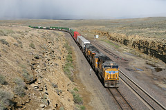 ZG2OA at Peru, Wyoming (dlanek) Tags: up unionpacific sd70m