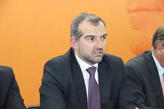 Reunião Comissão Coordenadora Autárquica Nacional em Santarém