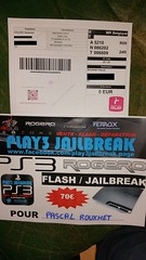 20160506_065304 (play3jailbreak) Tags: belgique flash pascal relay play3 mondial 455 jailbreak cex ps3 downgrade renvoi rouxhet rogero