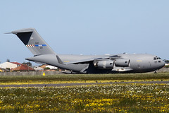 08-0003 C-17A Globemaster III NATO @ Ysterplaat 24-Sep-2010 by Johan Hetebrij (Balloony Dutchman) Tags: africa aircraft military south iii wing sac 03 papa c17 boeing globemaster douglas heavy nato 2010 mcdonnell airlift ysterplaat mdd c17a 080003