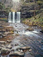 Waterfall Brecon Beacons (Ana Beln Meja) Tags: wales waterfall gales breconbeacons catarata