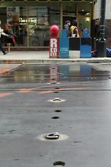 Tip-Toe (Flint Foto Factory) Tags: road city urban food chicago magazine franklin restaurant newspaper illinois spring construction downtown loop box fast jackson mcdonalds entertainment april redeye intersection rushhour suntimes 2016 chicagosuntimes wjacksonblvd