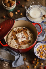 IMG_9444_exp (Helena / Rico sin Azcar) Tags: bread pan muesli sordough masamadre