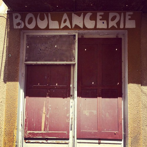 Boulangerie (look at that font!) #typography