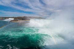 Niagara Falls 07 (tomomega) Tags: usa canada water niagarafalls rainbow niagara falls