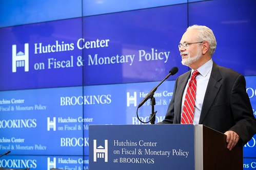 David Wessel, director of the Hutchins Center on Fiscal and Monetary Policy at Brookings