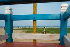 @  Besant Nagar, Chennai, 2016 (bmahesh) Tags: life street people india beach chennai ricohgr tamilnadu besantnagar elliotbeach wwwmaheshbcom