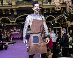 Great British Tattoo Show 2016 (Nick Atkins Photography) Tags: london fashion tattoo lingerie alexandrapalace latex alternative johncraig nickatkinsphotography greatbritishtattooshow2016