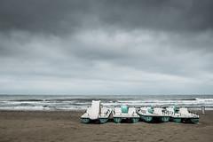 I pedal (Vanda Guazzora) Tags: rimini autunno lungomare spiaggia abbandono