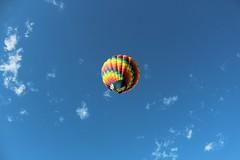 IMG_1305 (thehachland) Tags: sunset fire flames balloon hotairballoons ballstonspa saratogacounty saratogacountyfairgrounds saratogaballoonandcraft