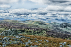 View from Ben Chonzie (morag.darby) Tags: mountain rock landscape outdoors scotland nikon hill scenic nikkor munro benchonzie d3300