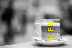 K F E (SLX_Image) Tags: blackandwhite coffee kaffee cafaulait 7dwf