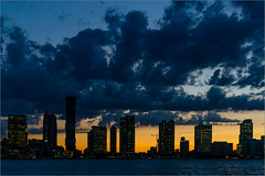 DSC02772 (Chris Protopapas) Tags: newyorkcity skyline clouds newjersey sony