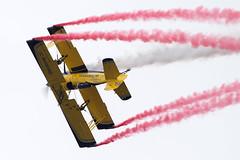 Grumman G-164 | Scandinavian Airshow (f1_mirage) Tags: airshow scandinavian pozna grumman poz eppo 2016 awica aerofestival g164 sekxr