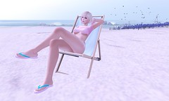 (aliyahts) Tags: secondlife secondlife:region=thetracetoo secondlife:parcel=thetrace secondlife:x=219 secondlife:y=212 secondlife:z=22 sl beach water birds sky pink pigtails blonde shemale futa dickgirl tranny transsexual girl sexy cute feet toes sand legs tummy belly boobs tits peaceful scenic landscape windlightgwenslight virtual reality flip flops