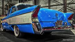 1956 Packard Clipper Super (pixelpete2011) Tags: cars canon antique powershot 1956 hdr clipper packard g1x