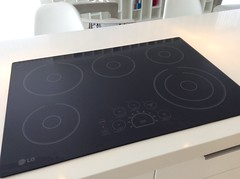 Kitchen Cooktop Detail