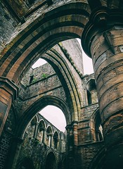 Lanercost Priory (Blaydon52C) Tags: english heritage history church lines architecture ruins arch gothic arches historic cumbria curve priory brampton lanercost cumbrian lanercostpriory