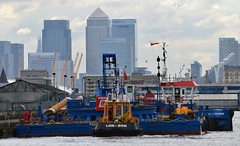 Forth Trojan (52) @ KGV 21-06-16 (AJBC_1) Tags: uk england london boat ship unitedkingdom vessel docklands tugboat tug riverthames londoncityairport cityskyline eastlondon gallionsreach londonskyline nikond3200 northwoolwich newham citybuilding royaldocks multicat londonboroughofnewham cranebarge kinggeorgevdock marineengineering multipurposevessel kgvdock fortholympian swalshsonsltd forthtrojan dlrblog londonsroyaldocks ajc swsbreda briggsmarineandenvironmentalservices
