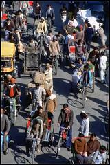 Chandni Chowk (ioensis) Tags: old india delhi 1984 february chandni chowk jdl ioensis india0361b©johnlangholz2016