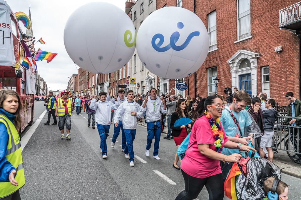 PRIDE PARADE AND FESTIVAL [DUBLIN 2016]-118114