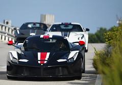 LaF - tdf - Aperta (Mysea!) Tags: world venice cars car nikon df ferrari special tif combo apart f12 sportcar cavalcade 458 aut laferrari f12tdf