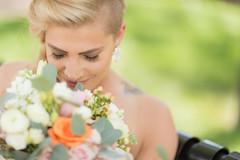 Bridal (arielirving) Tags: wedding canon prime colorado denver