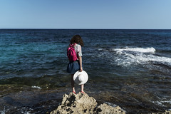 *** (shadobb) Tags:  portrait travel girl sea sony sonya7s distagontfe1435
