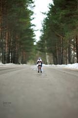 goodbye winter!))
