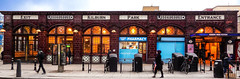 Kilburn Park Station (London Less Travelled) Tags: london station architecture train underground subway tube rail londonunderground kilburn kilburnpark stationentrance stanleyheaps