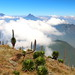 Mt Muhavura / Mgahinga Gorilla NP, Western District.