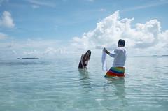 DSC_21355 (Kangaxxx) Tags: trip blue sea vacation cloud island sand nikon    palau waiter        1424 d7000