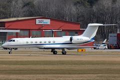 Gulfstream G550 XA-ATL Private (mm-photoart) Tags: private g v bern gulfstream brn g550 belp belpmoos lszb xaatl
