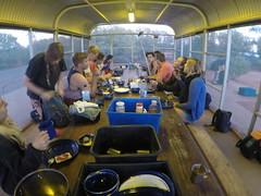 Notre déjeunner à Ayers Rock Resort