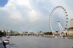 Closely... (Joka.) Tags: park uk greatbritain bridge london nikon unitedkingdom londoneye bigben payphone londontower joka rollofhonor       d3100 nikond3100
