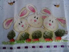 pano de prato (LID ARTS) Tags: em pintura tecido