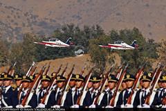 85 aos Fuerza Area de Chile (AndeSpotters) Tags: chile santiago ruta del de el f16 bosque escuela 85 base area cirrus aos centenario sr22 aviacion fuerza kc135 halcones uh1h pillan scbq