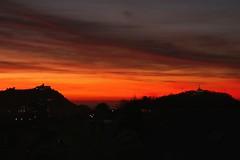 fire (@gartxia) Tags: afternoon country late basque donostia igeldo urgul intxaurrondo