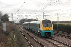 175102 Acton Bridge, Cheshire (Paul Emma) Tags: uk railroad england train cheshire railway diverted arrivatrains wcml class175 actonbridge 68002 68003 class68 175102 4s43 1v37
