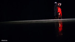 The last Tango (milachirolde) Tags: luz contraluz teatro dance dancer tango baile bailarina espectaculo actriz sonydsc