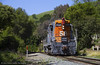 Espee Cruise (Patrick Dirden) Tags: california railroad northerncalifornia train gm diesel engine rail sp sanfranciscobayarea bayarea locomotive eastbay alamedacounty southernpacific sunol eastbayhills generalmotors espee emd gp9 nilescanyonrailway southernpacificlines nilescanyon southernpacificrailroad spco electromotivedivision ncry sunolca goldengaterailroadmuseum gp9e sp3194