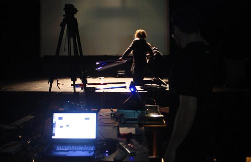 "WORKSHOP: Percepce lidského oka / Video jako zdroj světla na divadle • <a style=""font-size:0.8em;"" href=""http://www.flickr.com/photos/83986917@N04/16879263047/"" target=""_blank"">View on Flickr</a>"