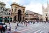 Piazza Del Duomo, Milano, Italy. (hanna_astephan) Tags: people italy milan milano tourists duomo lombardia slowshutterspeed piazzadelduomo