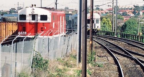080-29A 1991-07-27 4420 at Lidcombe