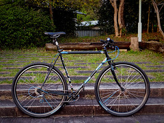 Surly Cross Check (kinkicycle.com) Tags: bicycle xt cycling cross bikes bicycles nomad formosa custom surly wtb resist xtr raceface shimano crosscheck nukeproof simworks getaroundbar