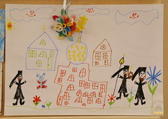 20. Пасхальный праздник в школе «Умелые ручки»