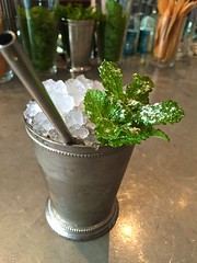 180 - 109 - Monday Mint (jeanmariehoward) Tags: mint houston 180 cheers iphone mintjulep coltivare
